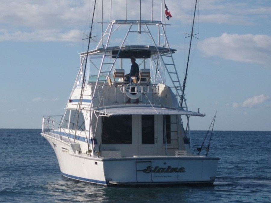 Fishing Charter Elaine I