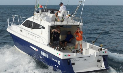 Fishing Charter Elias I