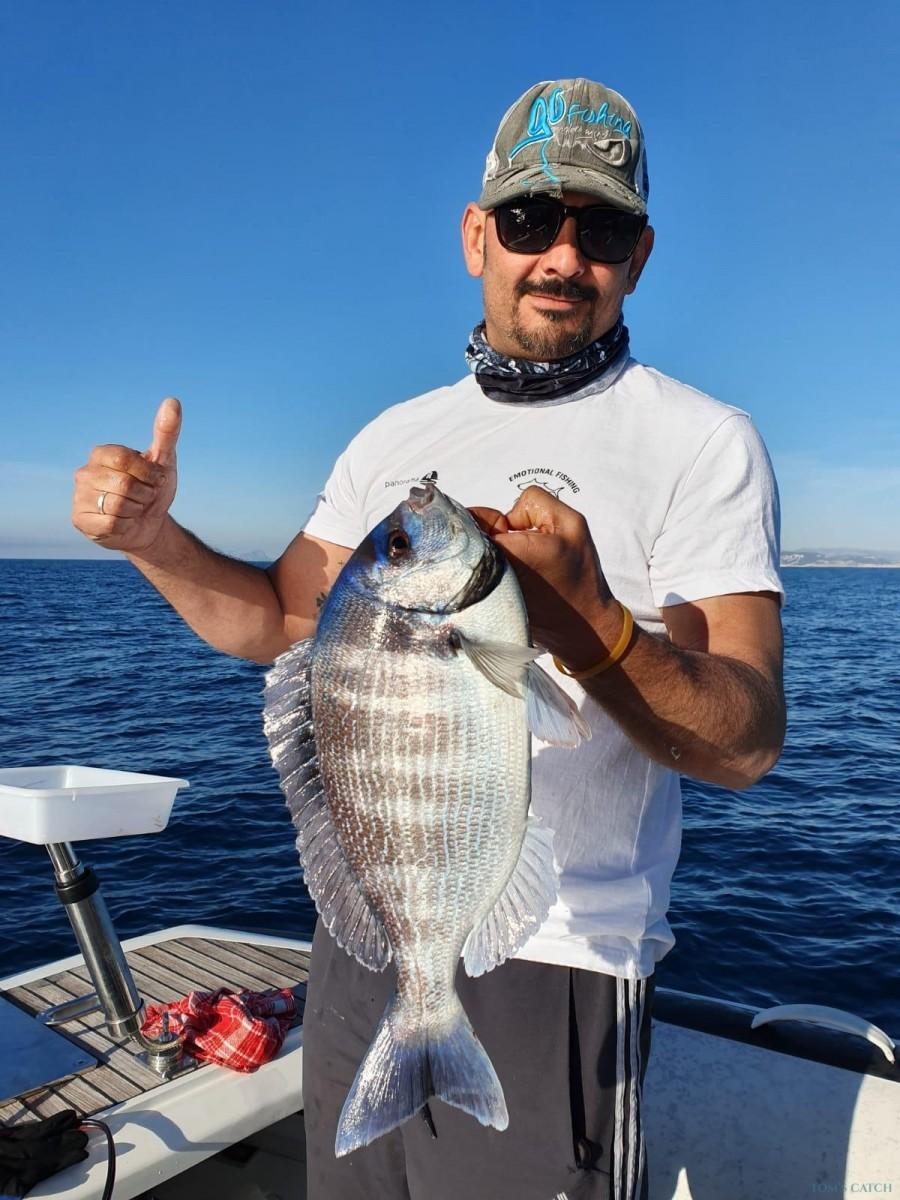 Fishing Charter Emotional