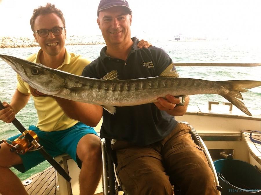 Fishing Charter Es Cau