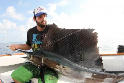 Escualo IV Mazatlan fishing