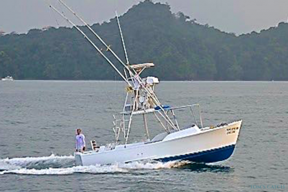 Fishing Charter Estres Reeliever II