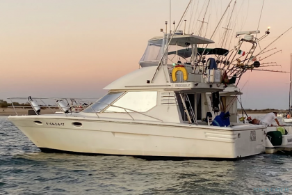 EVADER Algarve fishing