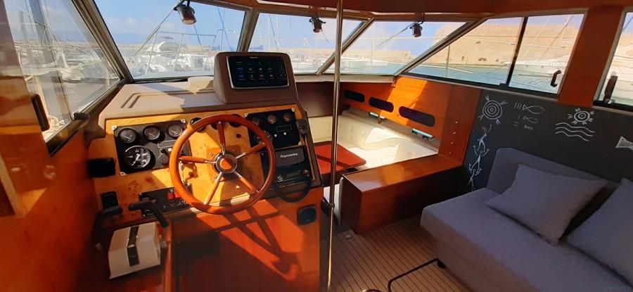 Fishing Charter Fairline 31ft