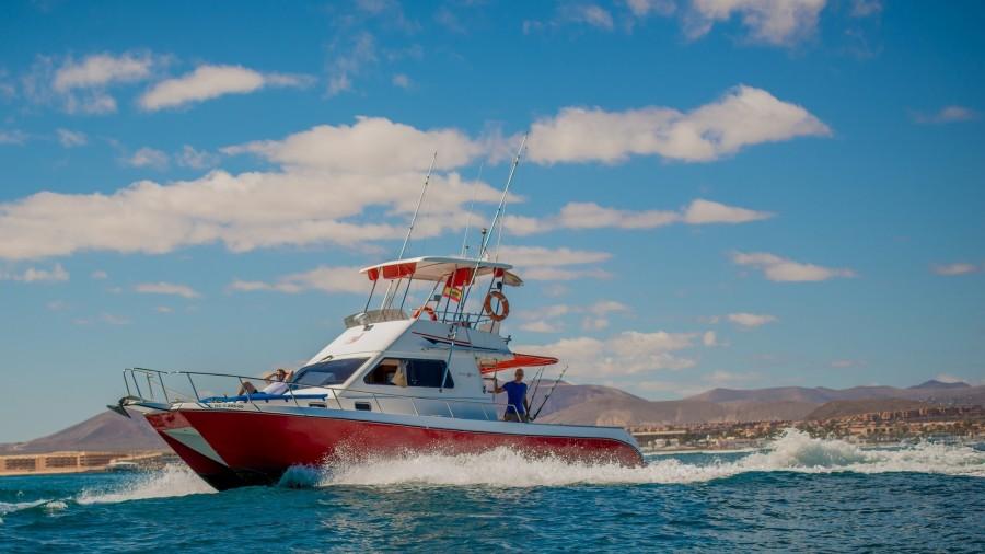 Fishing Charter Fenix Nian