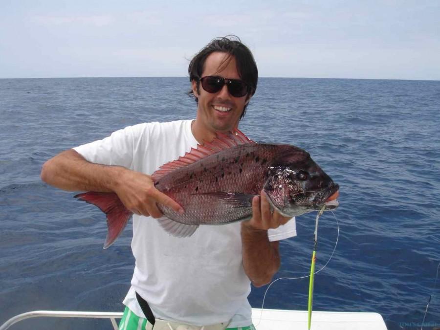 Fishing Charter Fish On