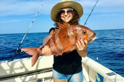Fish On Gran Canaria fishing