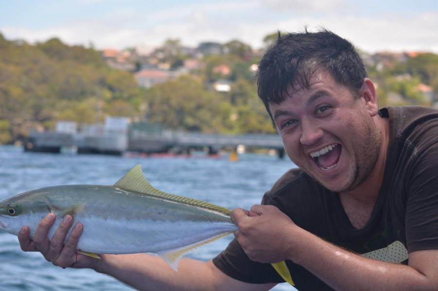 Fishing Charter Foreshore Fishing Tours