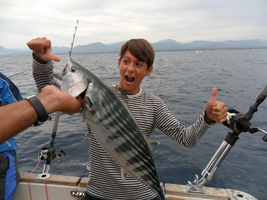 Fishing Charter Garrote