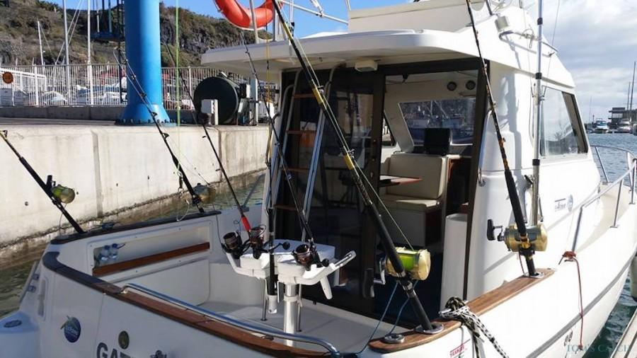 Fishing Charter Gatufas