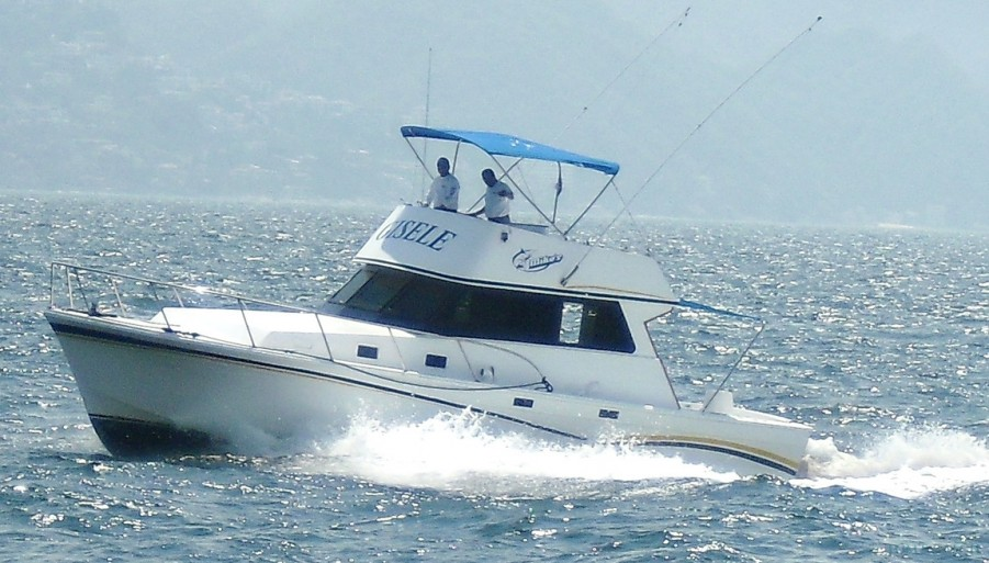 Fishing Charter Gisele