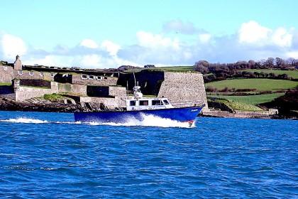 Harpy Ireland fishing