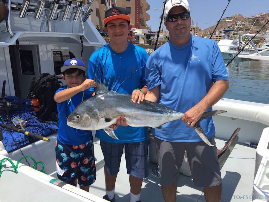 Fishing Charter Hatteras 45 FT