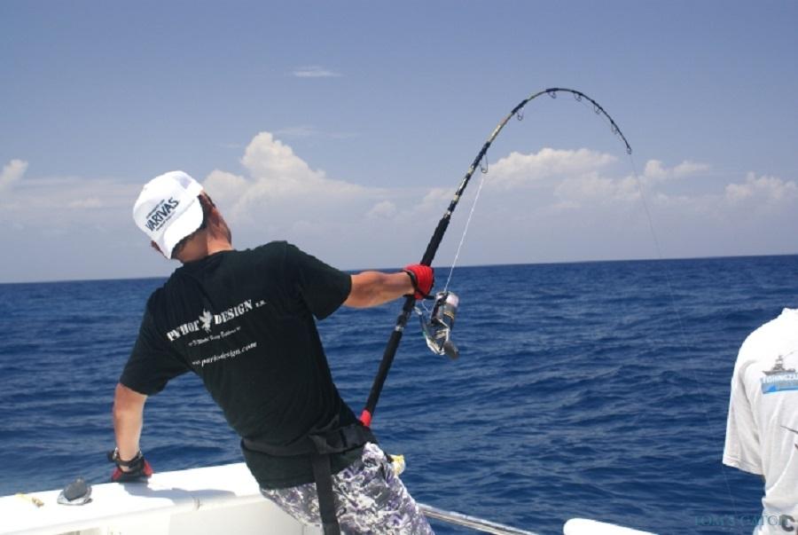 Fishing Charter HUNTRESS