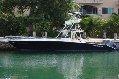 Fishing Charter Intimidator