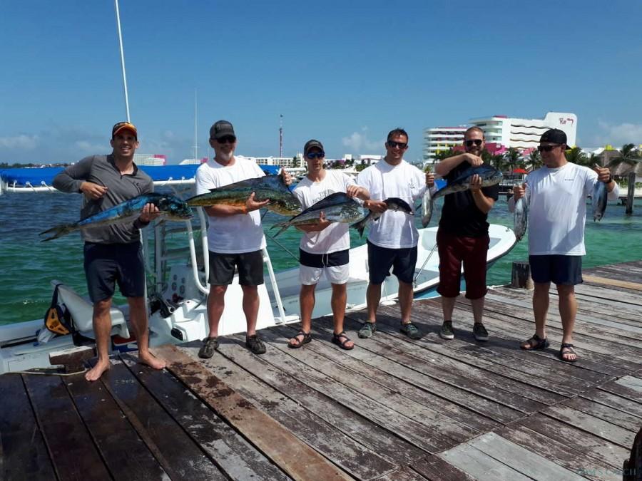 Fishing Charter Isabella