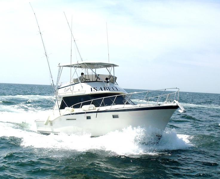 Fishing Charter Isabella II