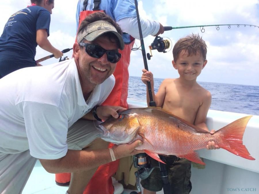 Fishing Charter Keen-M