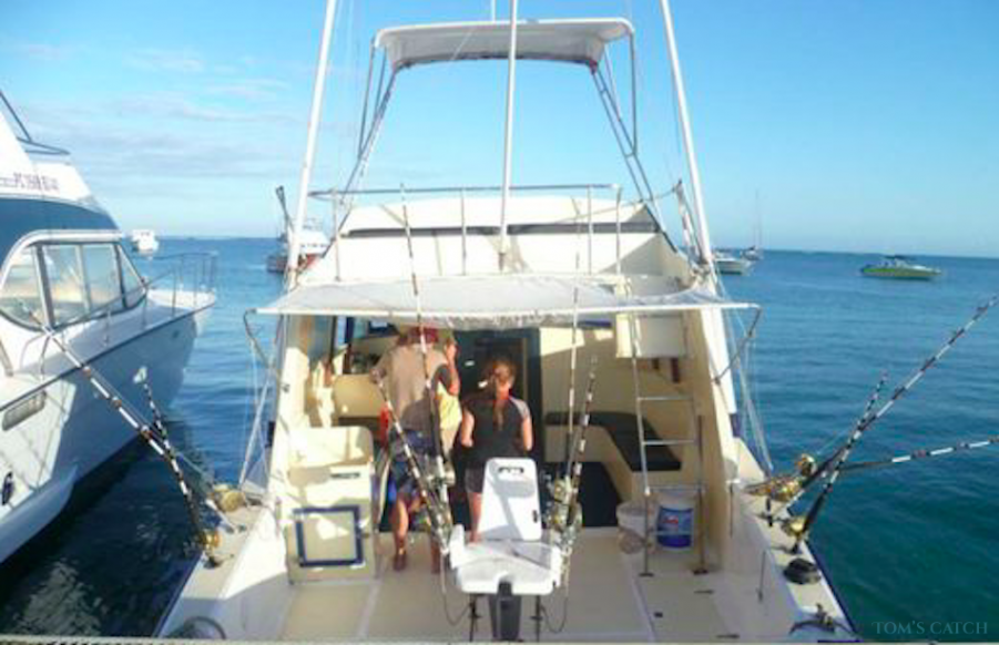 Fishing Charter Le Dodo