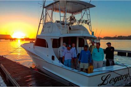 Legacy  fishing