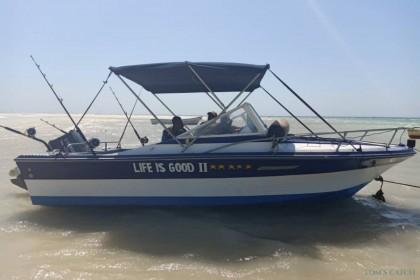 LIFE IS GOOD II Zanzibar fishing