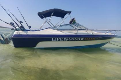 LIFE IS GOOD III Zanzibar fishing
