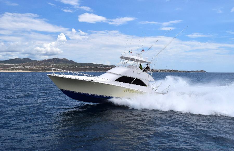 Fishing Charter Listo