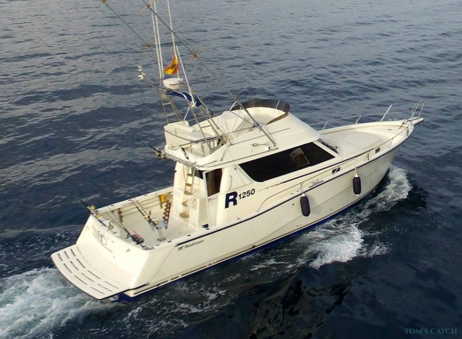 Fishing Charter Luna