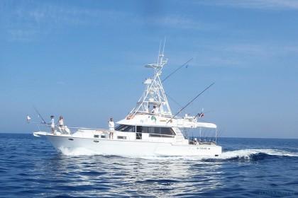 Mai-Mai II French Riviera fishing