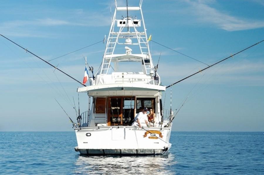 Fishing Charter Mai-Mai II