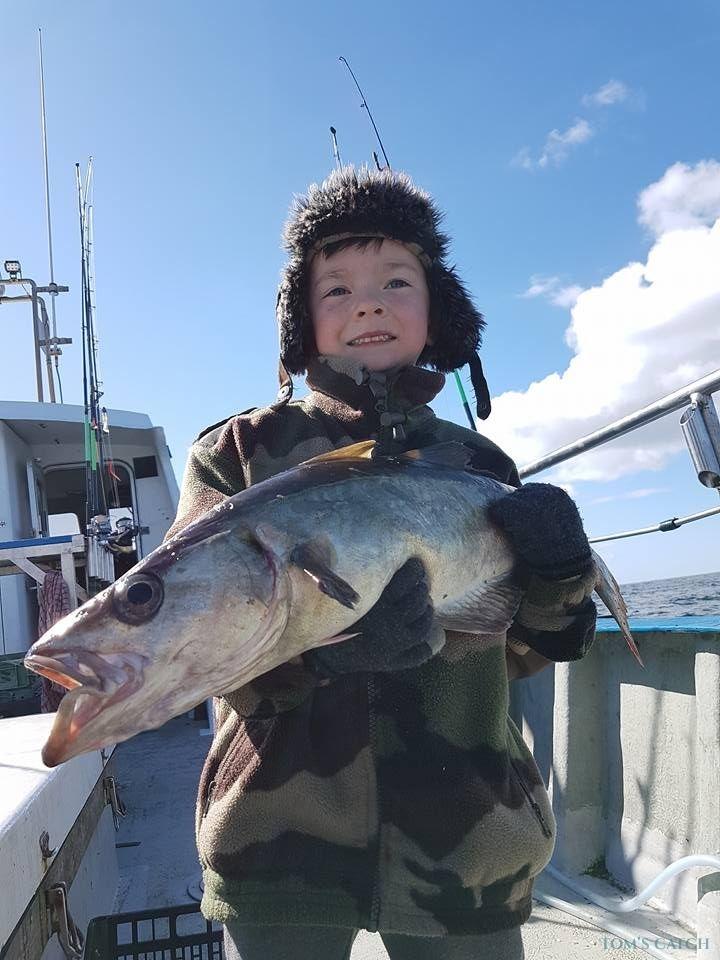 Fishing Charter Maighdean Mara