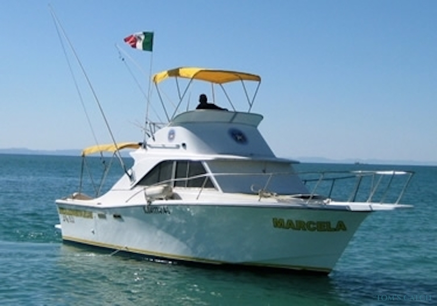 Fishing Charter Marcela