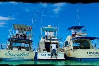Marimax Dominican Republic fishing