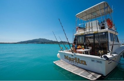 Marlin Greece fishing