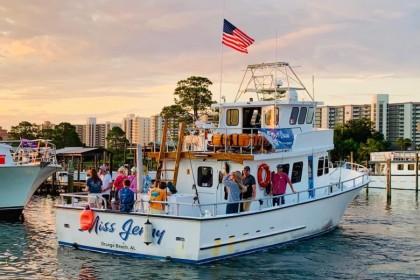 Miss Jenny United States of America fishing