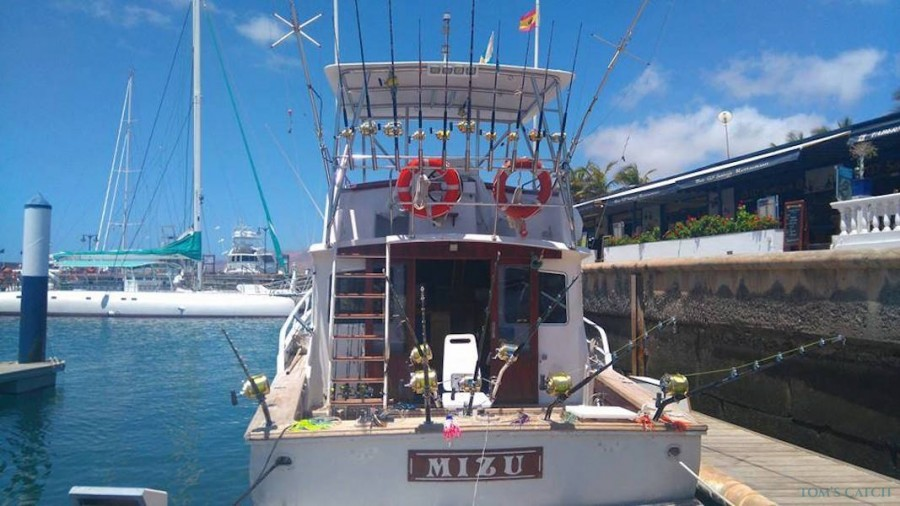 Fishing Charter Mizu