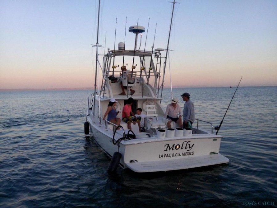 Fishing Charter Molly