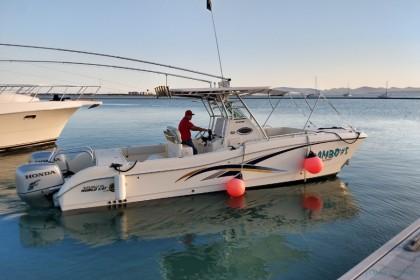 MV Mambo 5 La Paz fishing