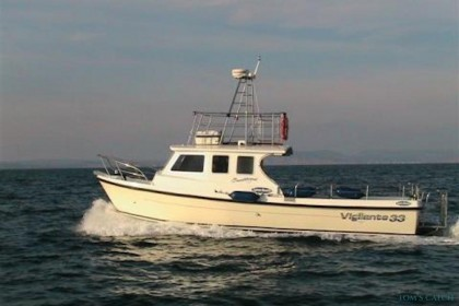 MV Smoothhound Ireland fishing