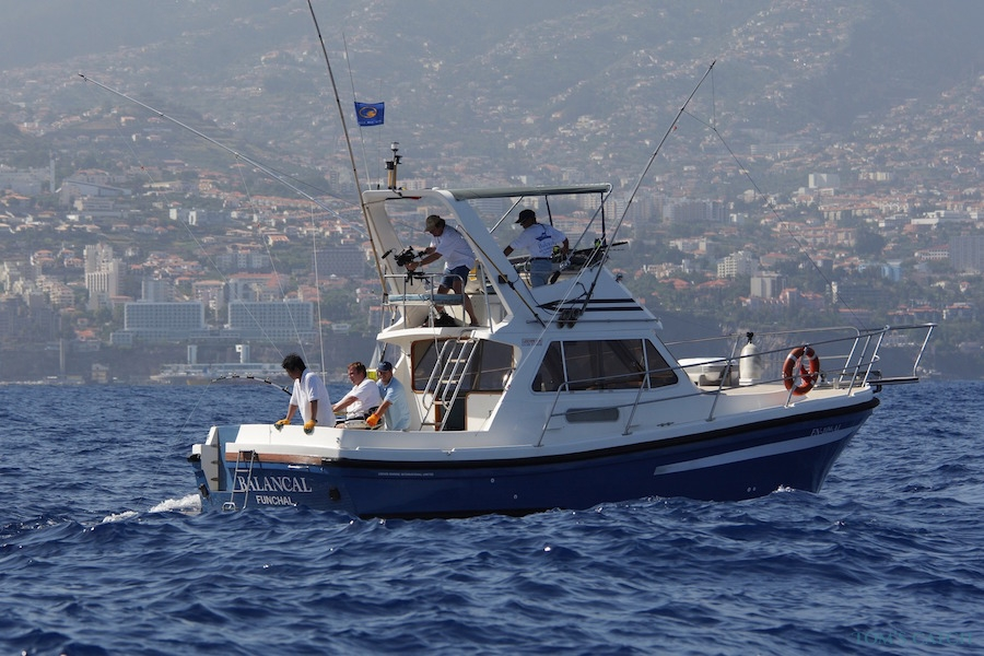 Fishing Charter MY Balancal