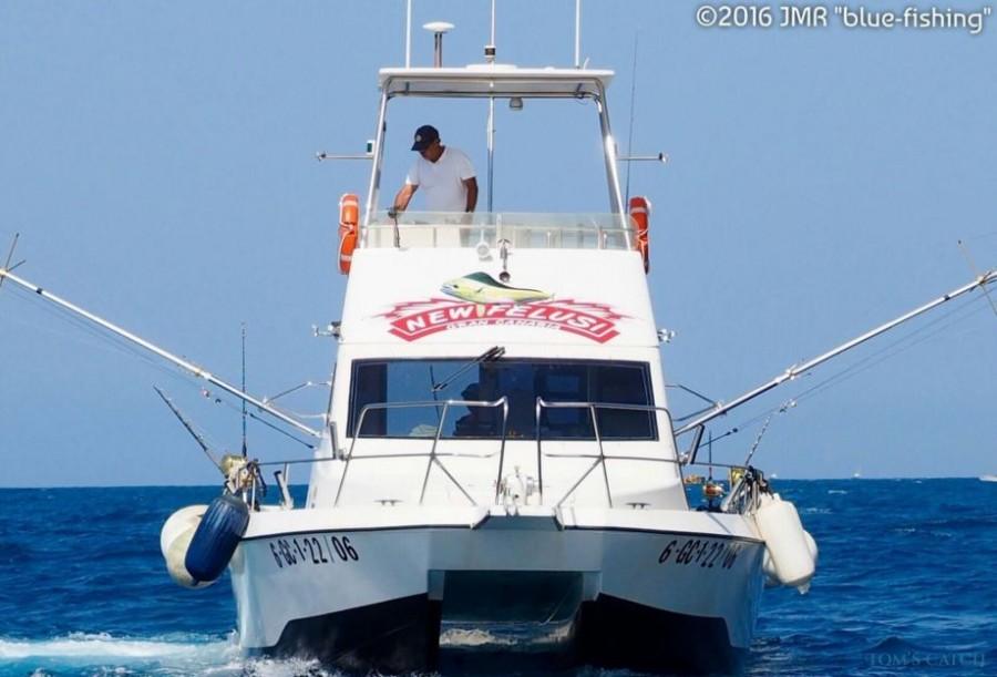 Fishing Charter New Felusi