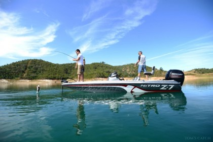 NITRO Z7 Algarve fishing