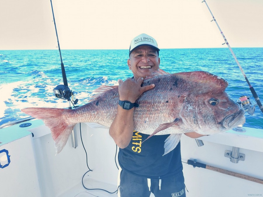Fishing Charter No Limits Two