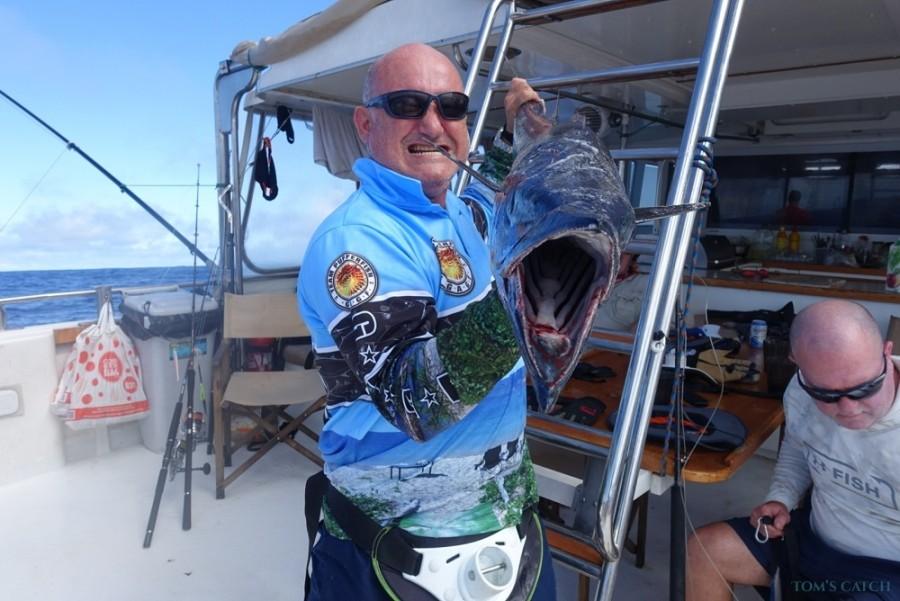 Fishing Charter OffRods Charter