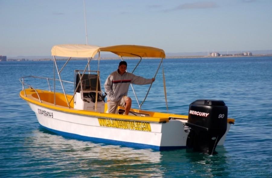 Fishing Charter Open Panga I