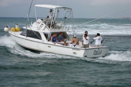 Fishing Charter Perla