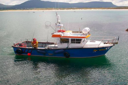 Prospector I Ireland fishing