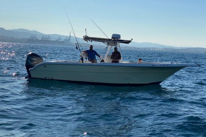 Pursuit Centre Console Gibraltar fishing