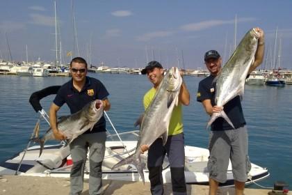QuickSilver 675 Activ Costa Brava fishing