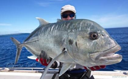 Quo Vadis  fishing